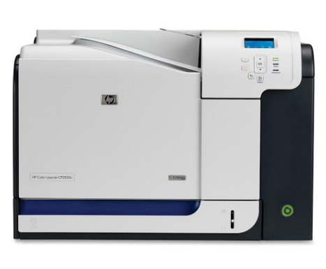 HP Color LaserJet CP3520n Driver