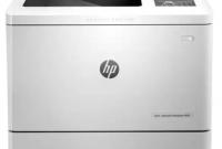 HP Color LaserJet Enterprise M552dn Driver