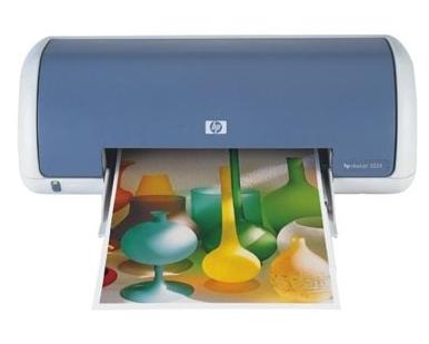 HP DeskJet 3300 Driver