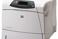 HP LaserJet 4200L Driver