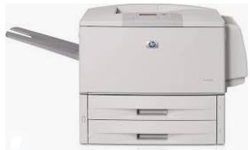 HP LaserJet 9000 Driver