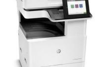 HP LaserJet E72540 Driver