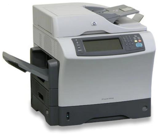 HP LaserJet M4345 Driver