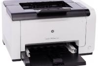 HP LaserJet Pro CP1020 Driver