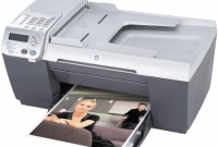 HP Officejet 5500 Driver
