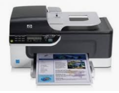 HP Officejet J4540 Driver