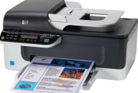 HP Officejet J4585 Driver