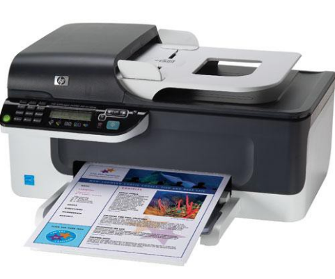 HP Officejet J4585 Driver