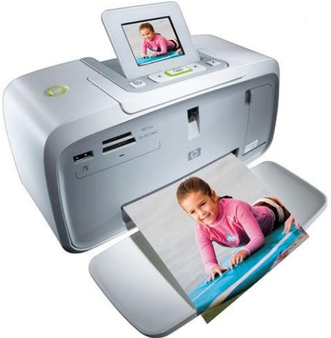 HP Photosmart A538 Driver