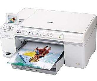 HP Photosmart C5250 Driver