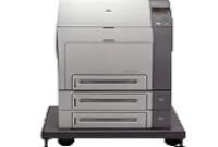 HP Color LaserJet 4700dtn Driver