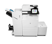 HP Color LaserJet Managed MFP E87640du Printer Driver