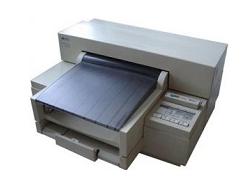 HP Deskjet 550c Driver