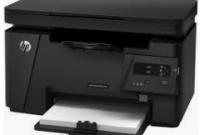HP LaserJet Pro M1132 Driver