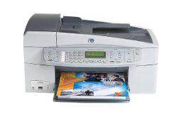 HP Officejet 6210v Printer Driver