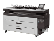 HP PageWide XL 4100 Driver