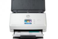 HP ScanJet Pro N4000 snw1 Sheet-feed Scanner Driver