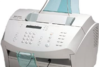 HP LaserJet 3200se Printer Driver