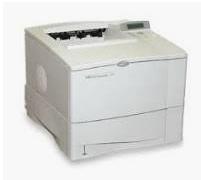 HP LaserJet 5 Printer Driver