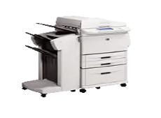 HP LaserJet 9000L Multifunction Printer