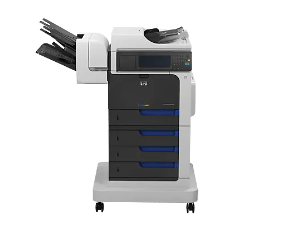 HP Color LaserJet Enterprise CM4540fskm Printer