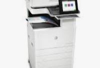 HP Color LaserJet Managed Flow MFP E77830
