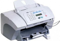 HP Officejet v40 Driver