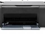 P Deskjet F2430 All-in-One Printer